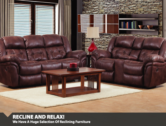 Reclining Furniture Sale