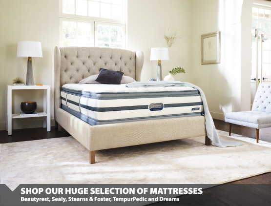 Largest Selection Of Mattresses