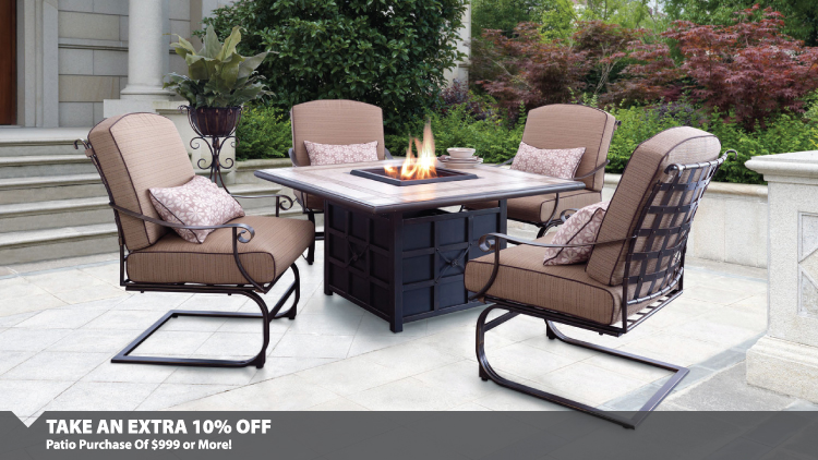 Extra 10% OFF Firepit