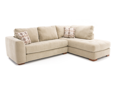 Lush 2-pc. Sectional