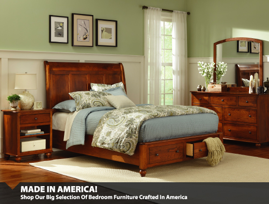 Made In America Bedrooms