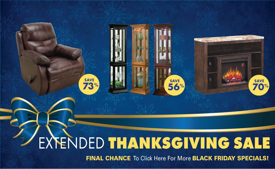 Extended Thanksgiving Specials