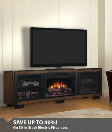 All Fireplaces Are On Sale