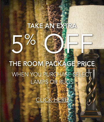 5% Off Room Package