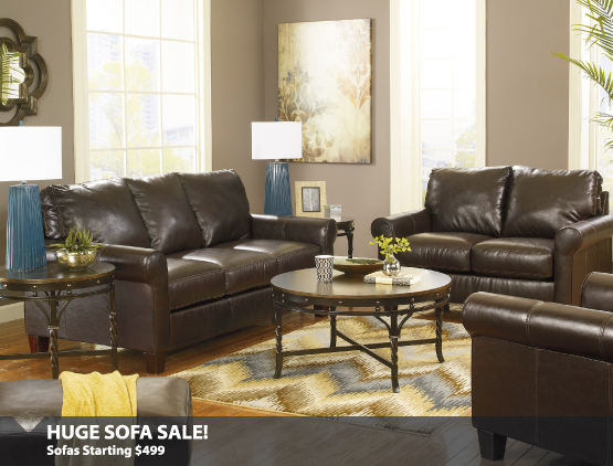 Sofas Starting At 499