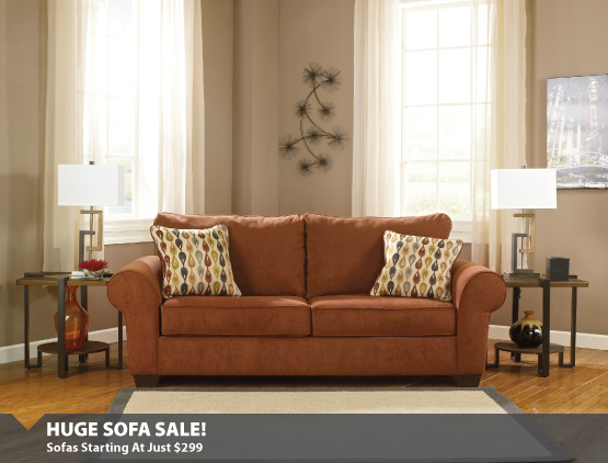 Sofas Starting At 299