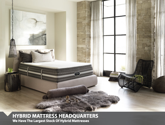 Mattress Hybrid Headquarters