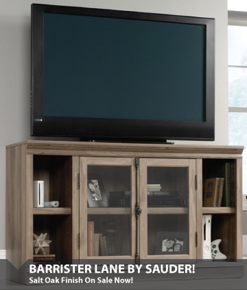 Sauder Barrister Lane On Sale