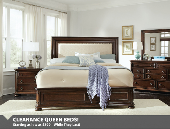 Clearance Beds $399