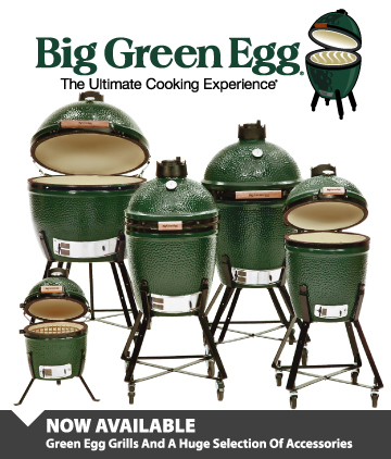 BIG GREEN EGG ON SALE