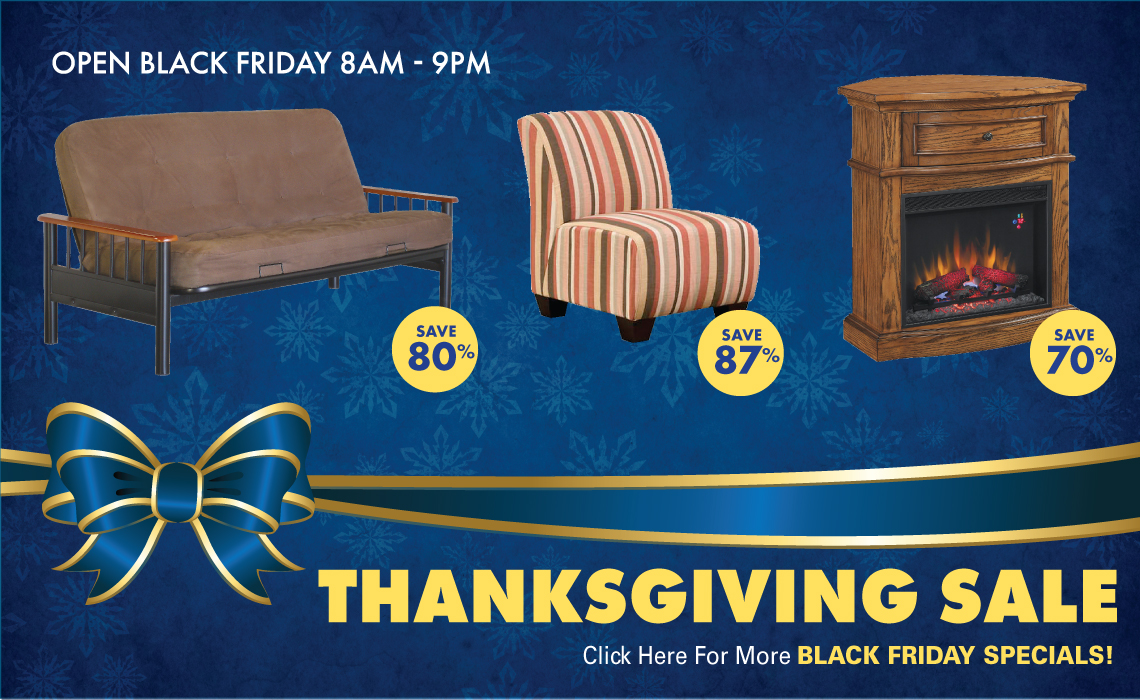 Black Friday Specials - AD