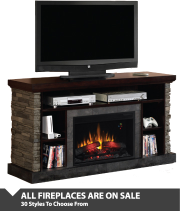 All Fireplaces On Sale
