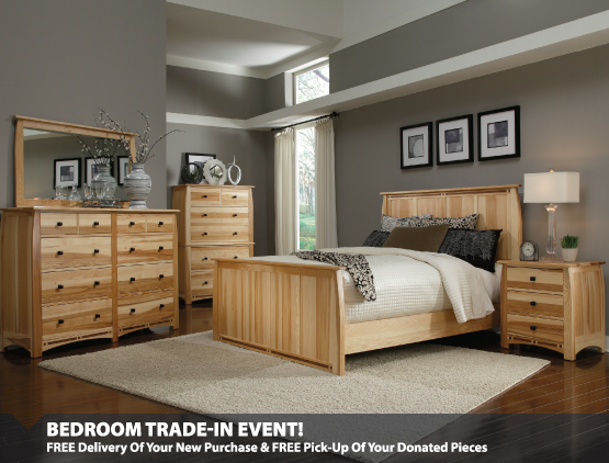 Bedroom Trade-In Event