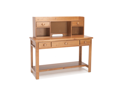 Creekside Desk and Hutch