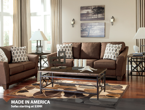 Made In America Sofas Starting At 399