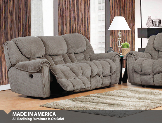 All Reclining Sofas On Sale