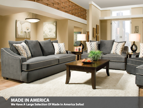 Made In America Sofas